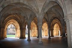 aisle(0.0), crypt(0.0), gothic architecture(1.0), symmetry(1.0), arch(1.0), building(1.0), architecture(1.0), vault(1.0), arcade(1.0),