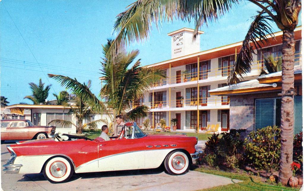 Riviera Apartment Motel Clearwater Beach Florida