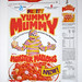 1988 General Mills Fruity Yummy Mummy Cereal Box Front
