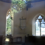 Interior Reflections. Old St Andrew, Melton, Suffolk.