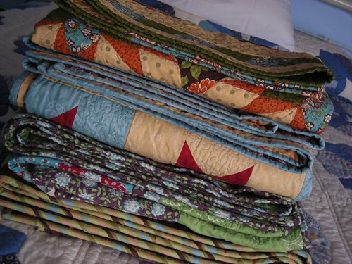Stack o' quilts 2