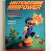 Nintendo Power magazine (premiere issue) by bochalla