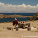 Sacrifice Table on Isla del Sol - Lake Titicaca, Bolivia
