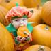 my third little pumpkin by -Angela
