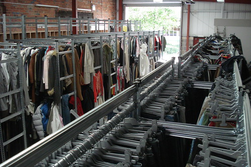 Clothes barn