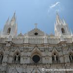 Neo-Gothic Cathedral - Santa Ana, El Salvador