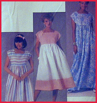 Vintage Sewing Patterns - Hawk Crossing