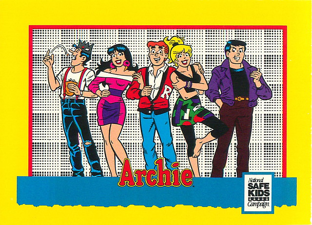 Archie Trading Card Treats