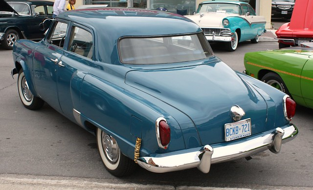 1951 studebaker champion 4 door flickr photo sharing