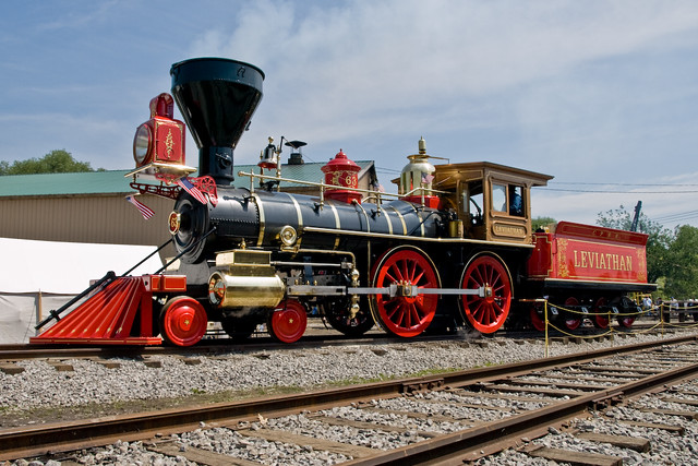 american steam trains video - photo #25