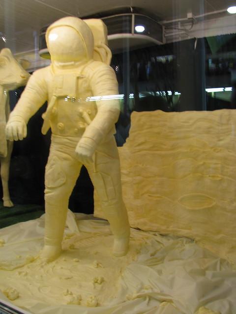 Astronaut in butter 2