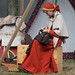 Small photo of Viking woman