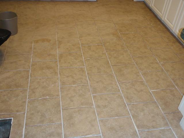 Kitchen Floor Tile Brick Pattern Flickr Photo Sharing
