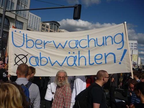 Überwachung abwählen / benjaminbeckmann, CC BY-SA 2.0