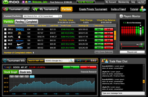 Virtual currency trading platform