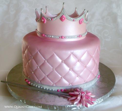 ... 20 2009 tags princess crown cake more quaint quaint cake tiara