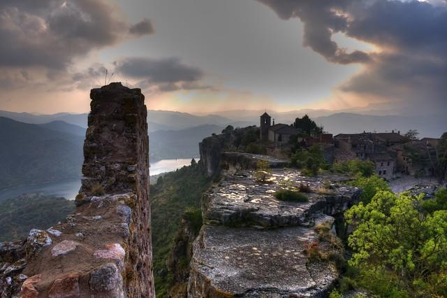 lugares increibles pueblos medievales