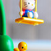 Hello Kitty on the Swing N0551e by Harris Hui (in search of light)