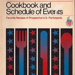 1980 Olympic Games Cookbook