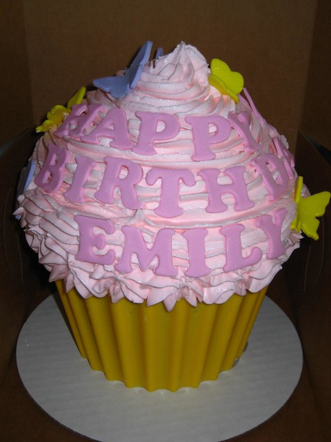 Image Result For Giant Cupcake Cake