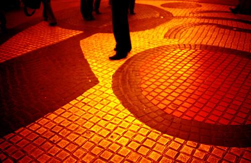 redscale mosaic
