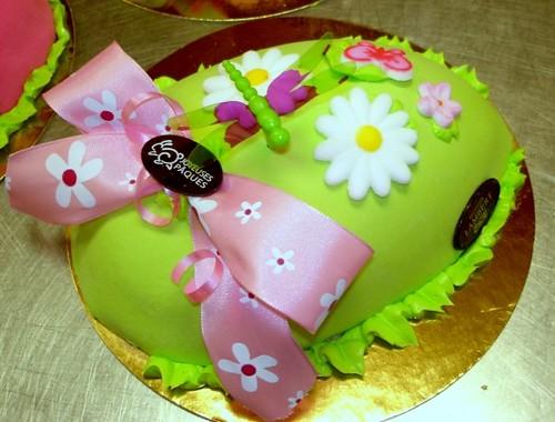 Easter egg cake | Flickr - Photo Sharing!