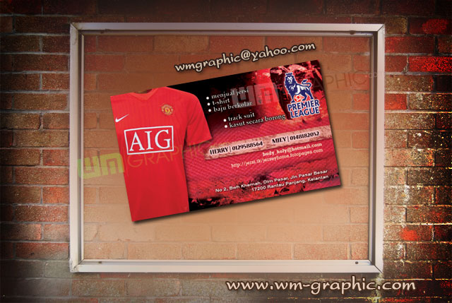 Contoh Business Card