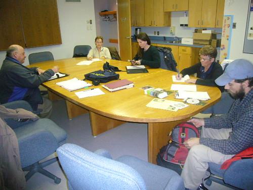October 2, 2007 - New CSLP committee