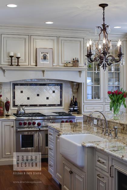Traditional kitchen designs ideas drury design - Drury design kitchen bath studio ...