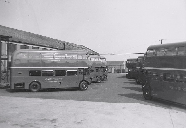Routemaster RM924/926/928 and 929 and ERM's