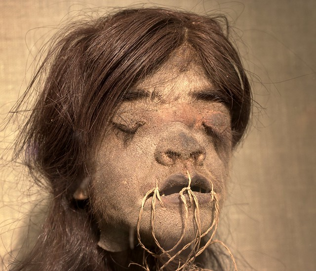 Shrunken head | Flickr - Photo Sharing!