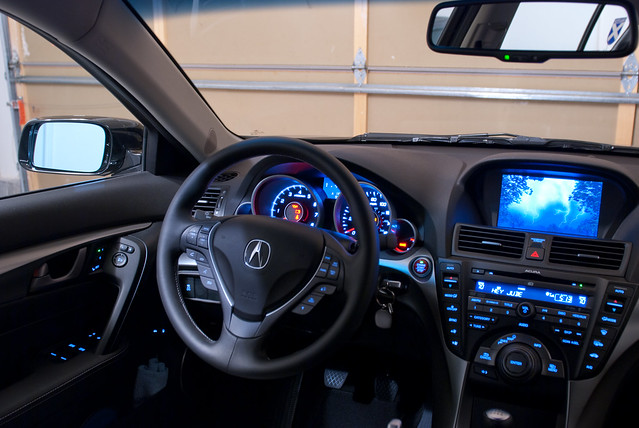Acura Mdx 2010 Interior Light