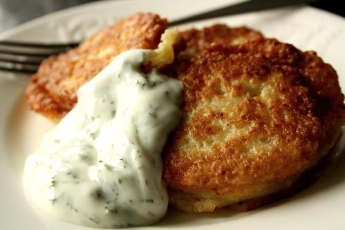 Potato Latkas