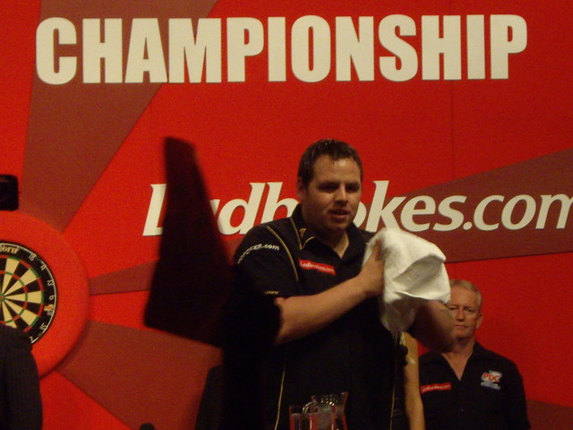 Header of Adrian Lewis