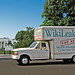 WikiLeaks Truck at the Whitehouse