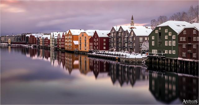 Winter in Trondheim