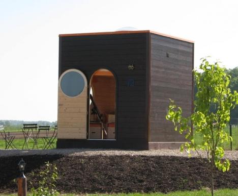 Carr d etoiles mini casas prefabricadas diario ecologia - Mini casas prefabricadas ...