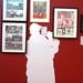 Vue générale de l'exposition Tardi à l'Historial de la Grande Guerre à Péronne ©yannick_vernet