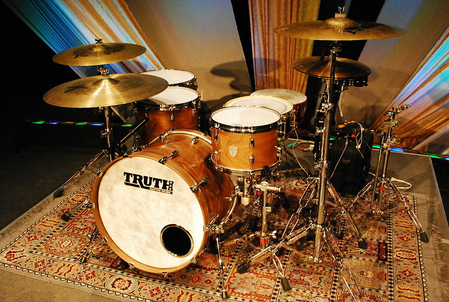 drums set up at church flickr photo sharing. Black Bedroom Furniture Sets. Home Design Ideas