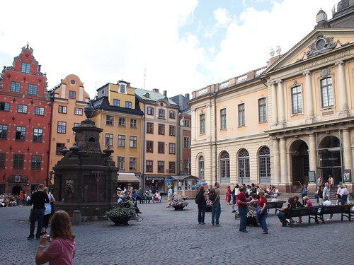 Stortorget/Nobelmuseet