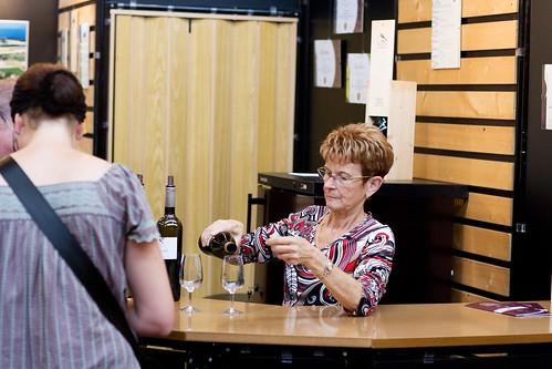 Goûts & Terroirs 2009 - vu par Dominique Bersier