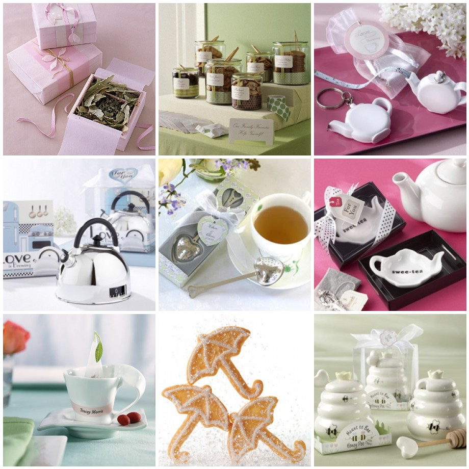 Bridal Shower Theme Ideas – Bridal Shower Tea Party - a photo on ...