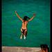 Jump! Caye Caulker