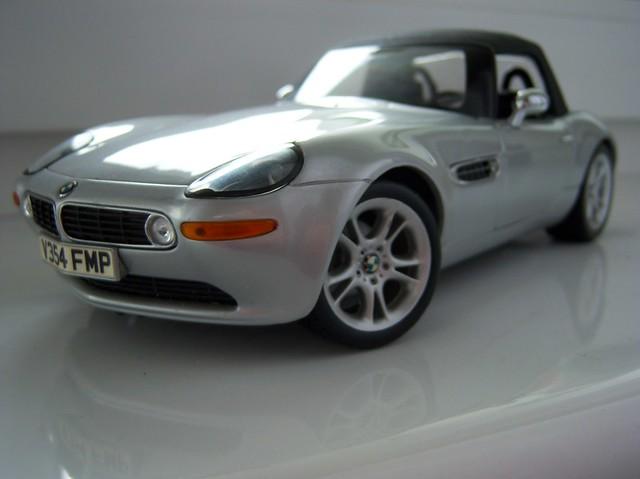 Bmw Z8 Kyosho James Bond Flickr Photo Sharing