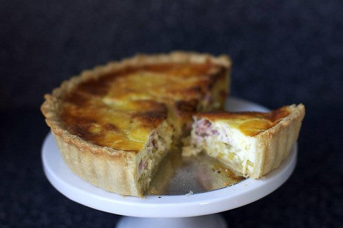 How Many Calories In A Piece Of Quiche Lorraine