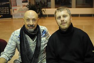 Image of Filharmonia Opolska. me festival nikon 18 tamron opole d300 festiwal stevesmith 2875mmf28 filharmoniaopolska xviiieventusdrumfest