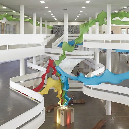 8ª Bienal Internacional de Arquitetura / Pavilhão Ciccillo Matarazzo, São Paulo, SP