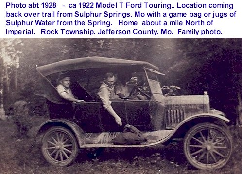 1928 Ca Imperial Mo Near Sulphur Springs Ca 1922 Model T Ford Flickr Photo Sharing