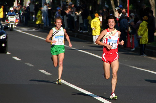 2009 INTERNATIONAL CHIBA EKIDEN (国際千葉駅伝 2009) 3rd Leg
