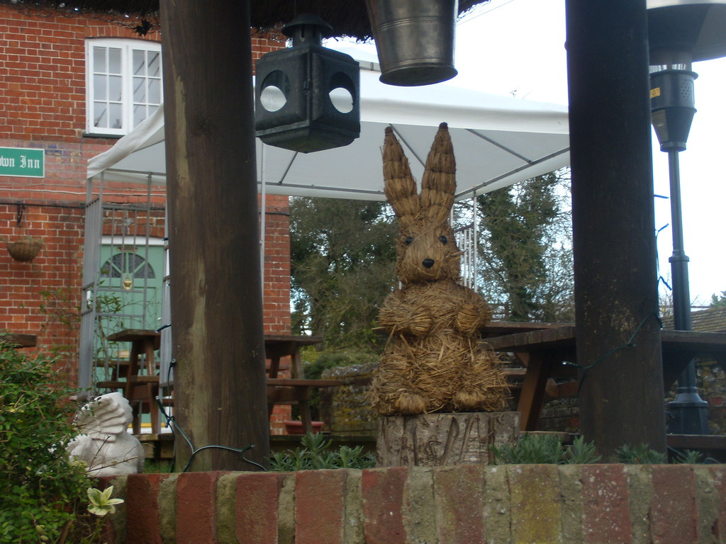 Wicker bun Overton to Whitchurch